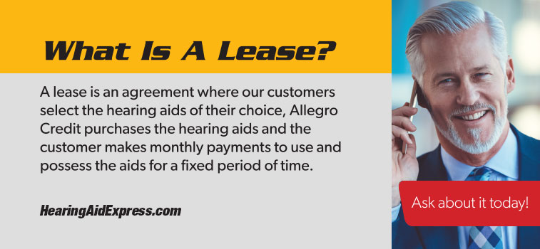 Lease Hearing Aids - Hearing Aid Express