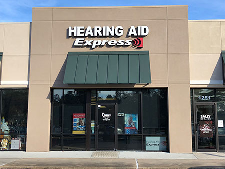 Hearing Aid Center in Kingwood, TX | Hearing Aid Express