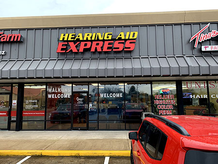 Hearing Aid Center in Pasadena, TX | Hearing Aid Express