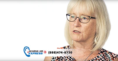 Pam and Hearing Aid Express
