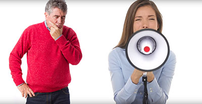 Stop Yelling at Dad Stop Yelling at Dad | Hearing Aid Express