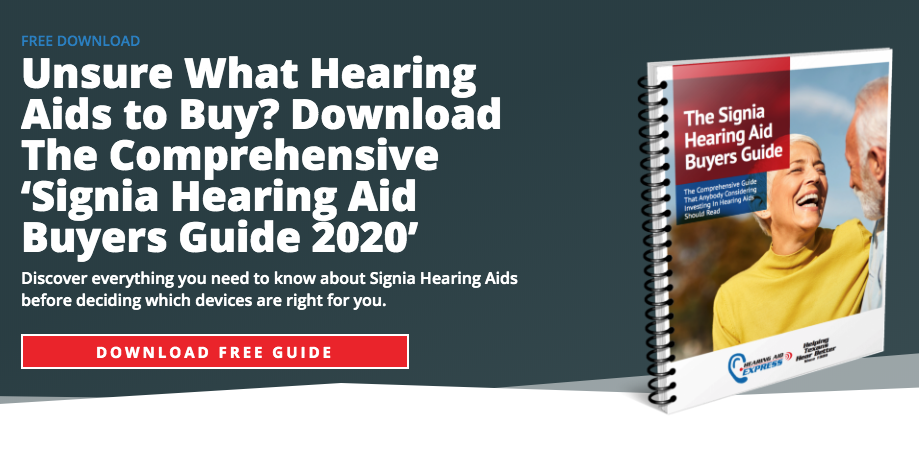 Signia Hearing Aid Buyers Guide | Hearing Aid Express