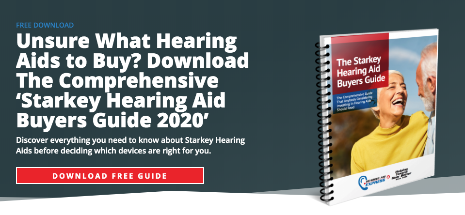 Starkey Hearing Aid Buyers Guide | Hearing Aid Express